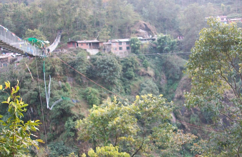 Bungee jumping in nepal (12)