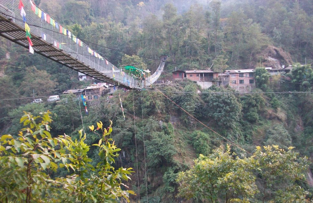 Bungee jumping in nepal (13)