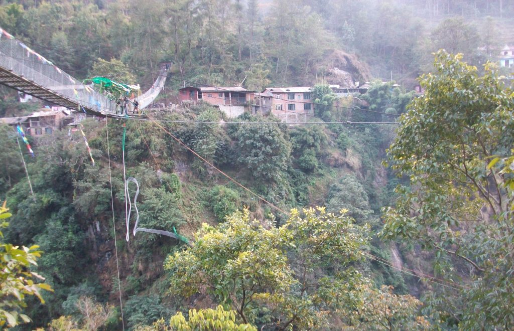 Bungee jumping in nepal (16)