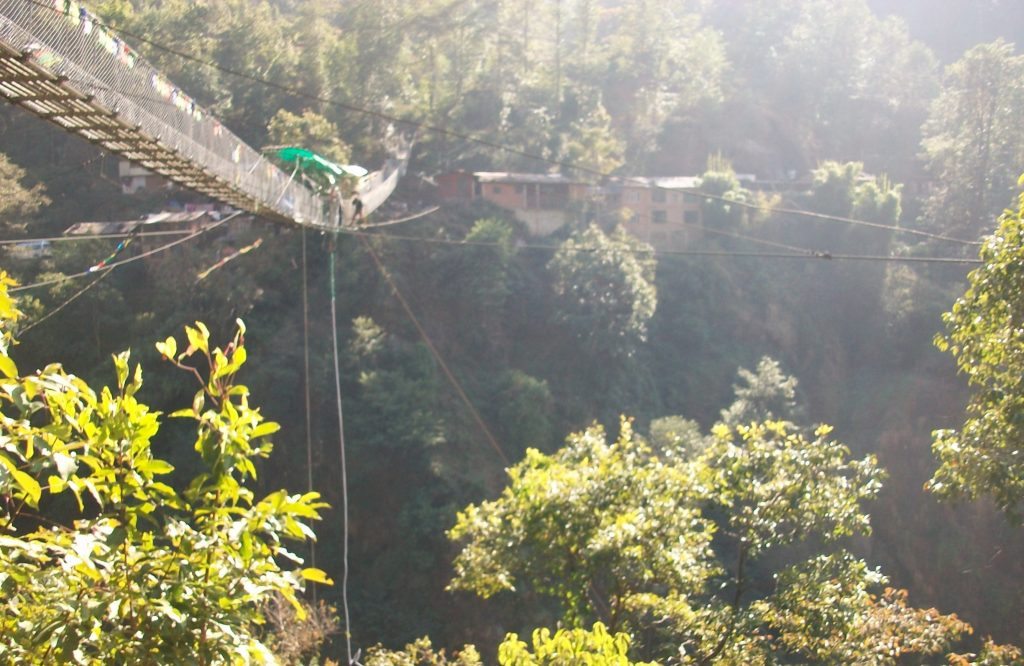 Bungee jumping in nepal (5)