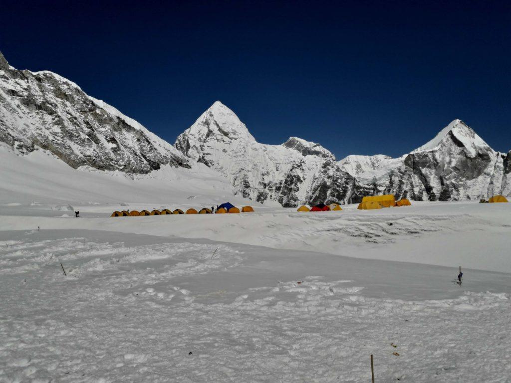 Everest camp 1