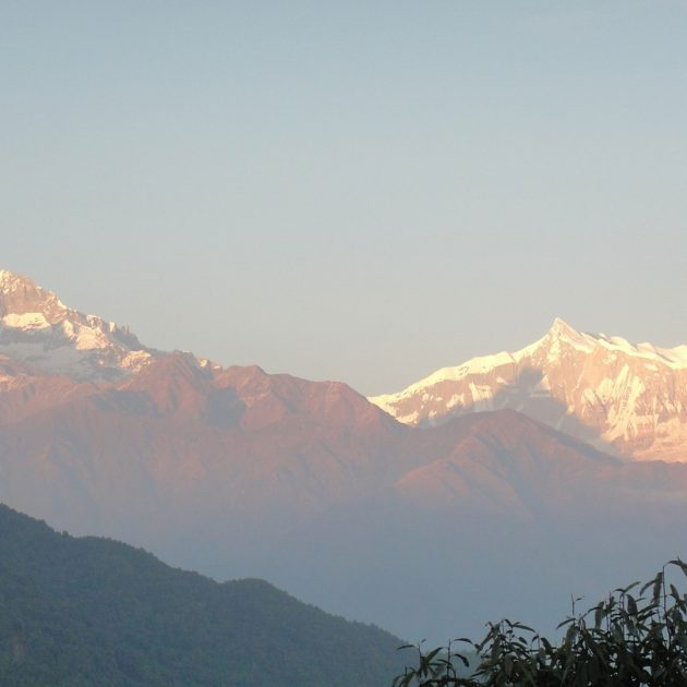 Annapurna base camp trek 11