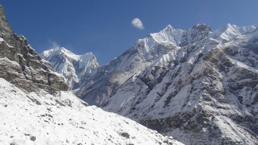 Annapurna base camp trek 2