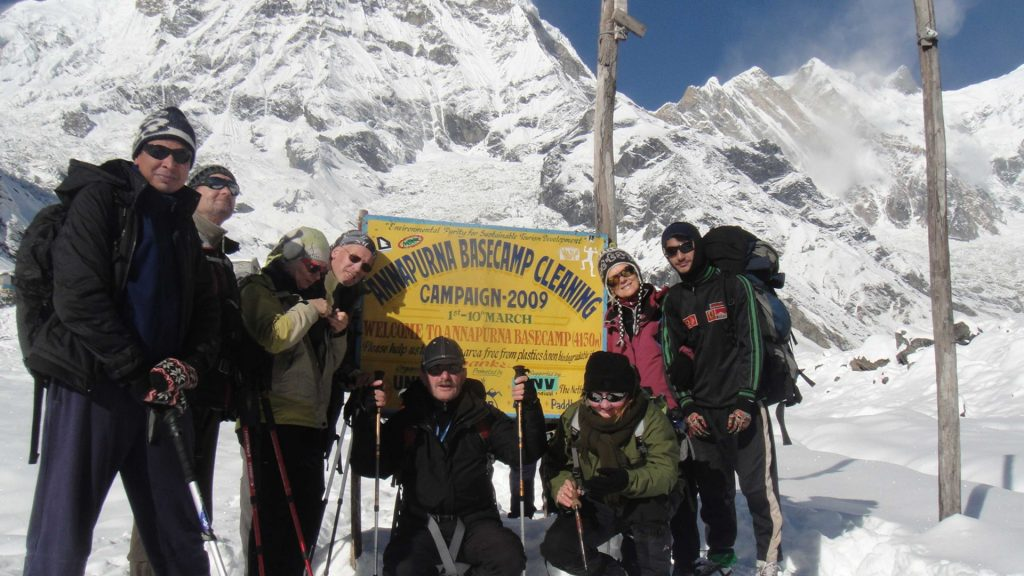 Annapurna base camp trek 3