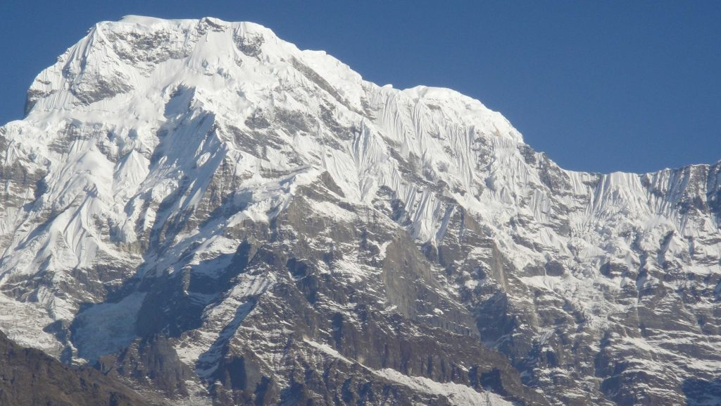 Annapurna base camp trek 5