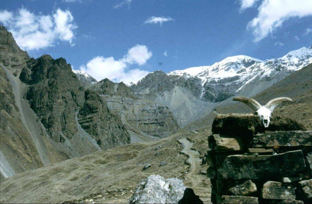 Annapurna circuit trek 1