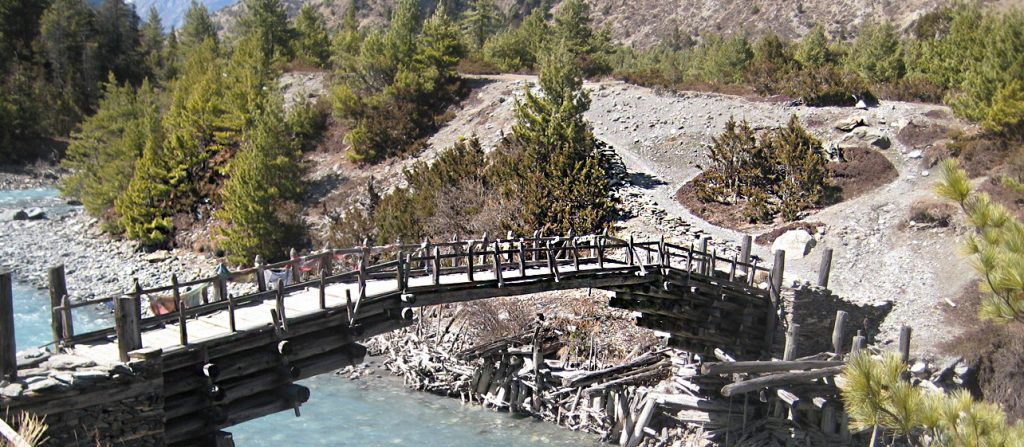 Annapurna circuit trek 2