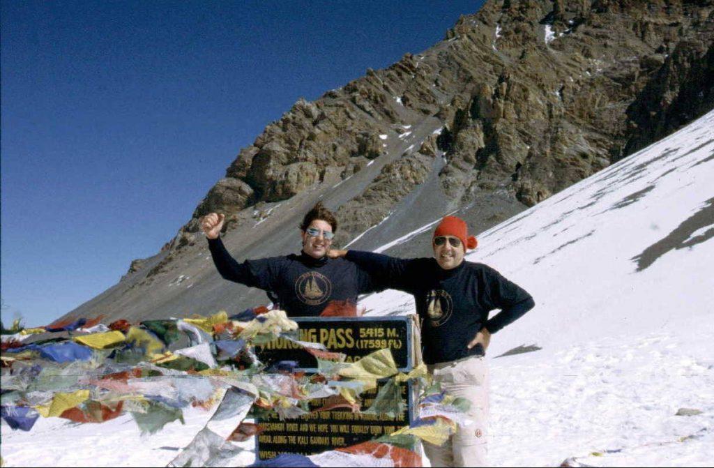 Annapurna circuit trek 3