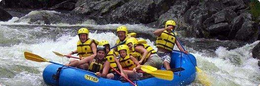 Bhotekoshi river rafting 1