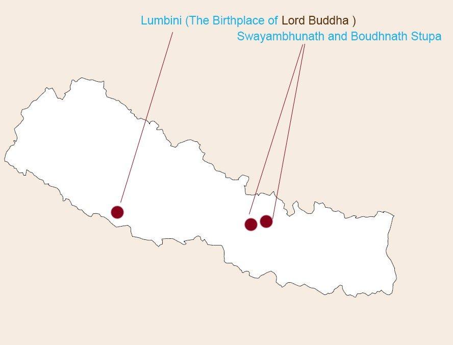 Buddhist lumbini tour 1