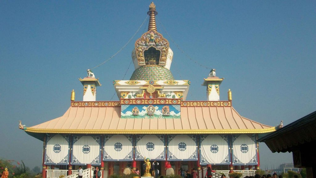 Buddhist lumbini tour 3