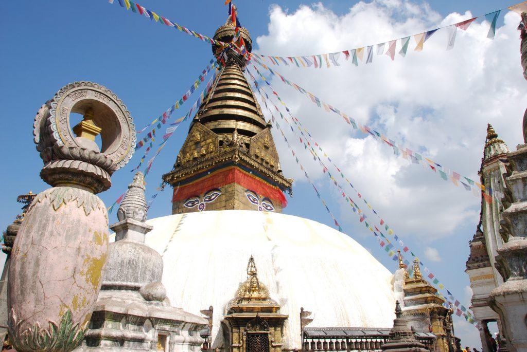 Buddhist religious tour 1