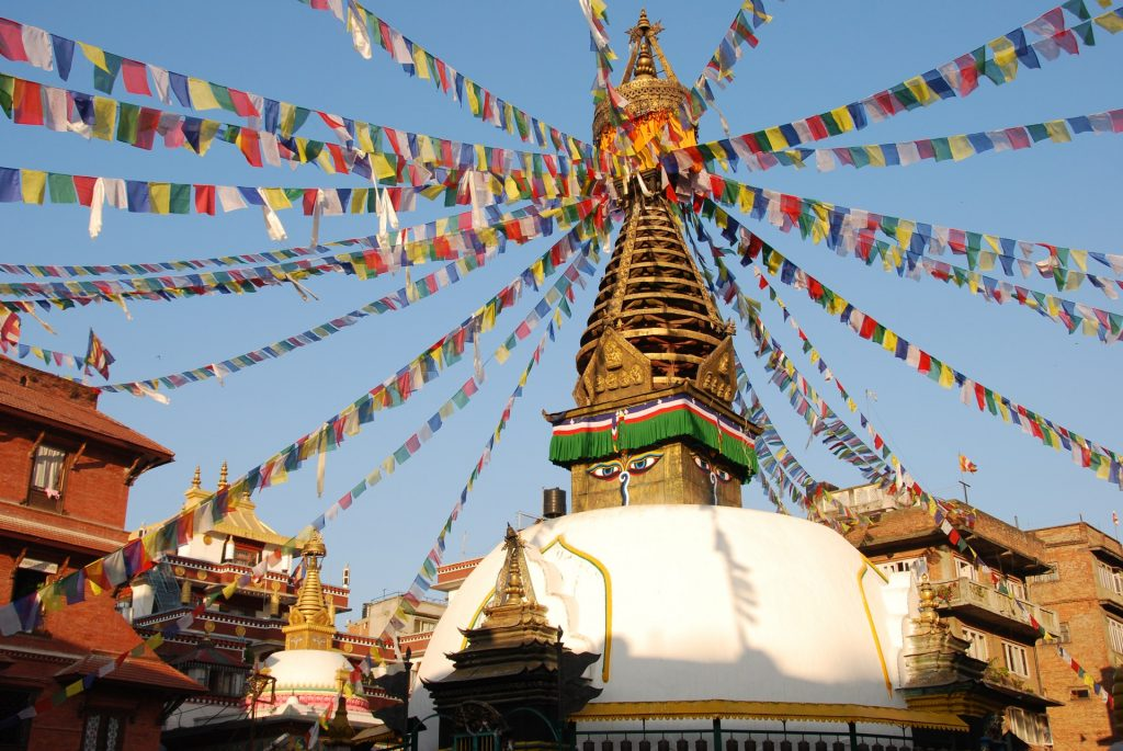 Buddhist religious tour 2