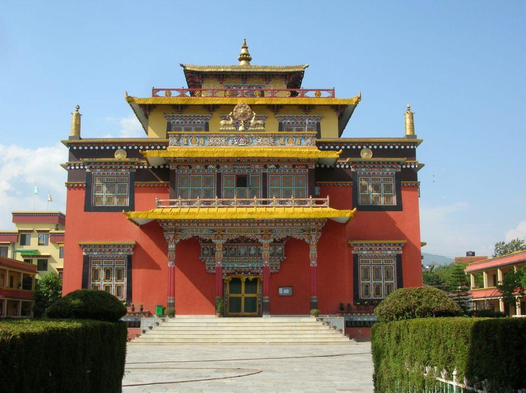 Buddhist religious tour 3