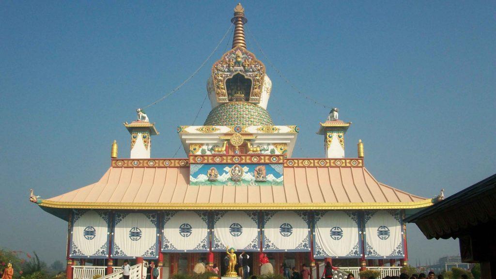 Buddhist religious tour 5