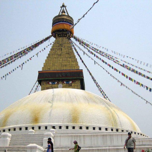 Buddhist religious tour 7