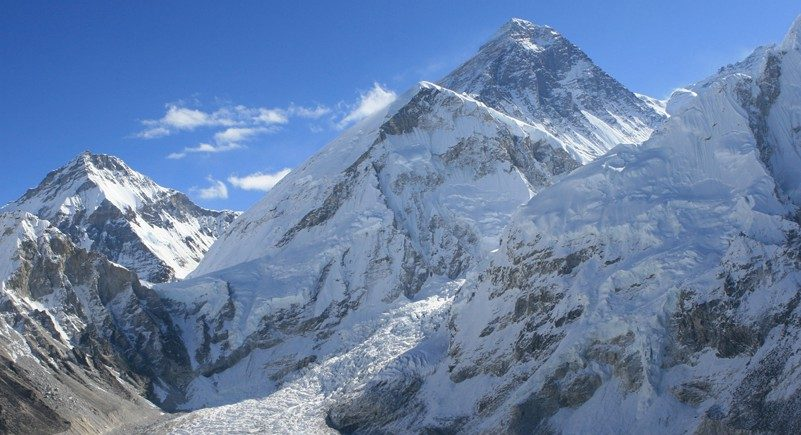 Everest base camp trek 7