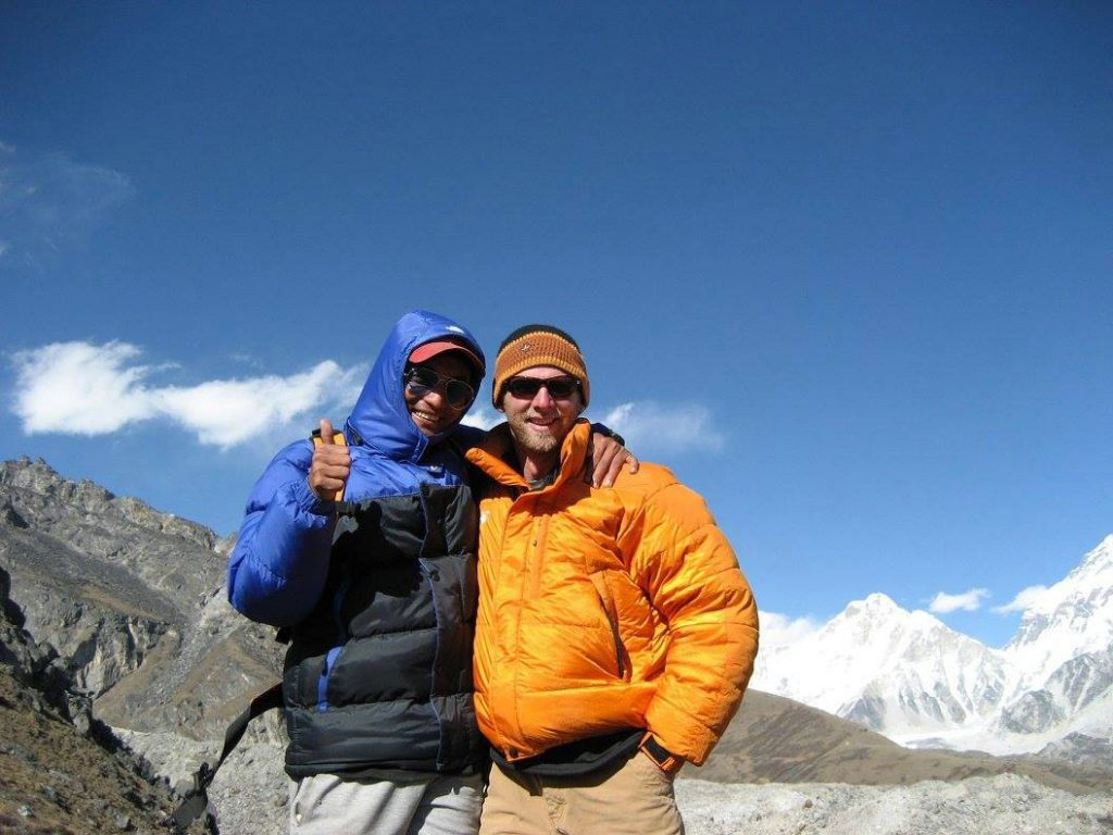 Everest base camp via gokyo trek 2