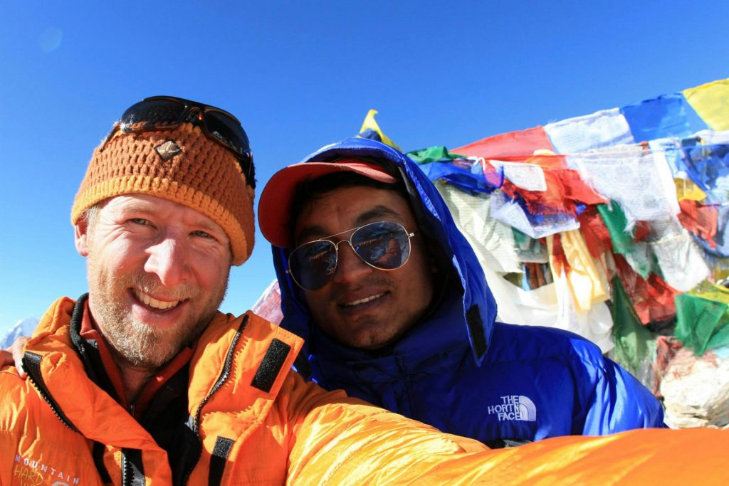 Everest base camp via gokyo trek 4