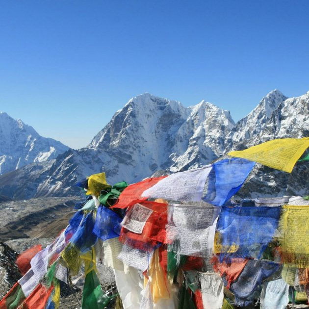 Everest base camp via gokyo trek 6