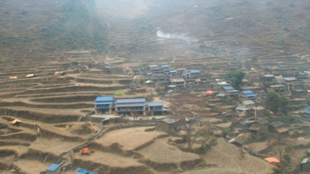 Ganesh himal rubi valley helicopter tour 3