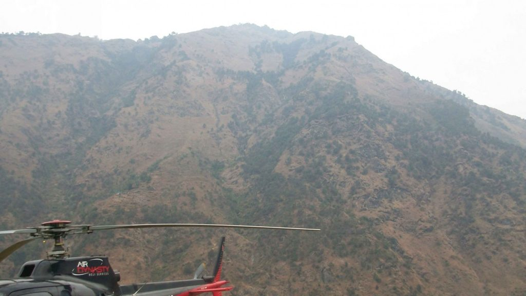 Ganesh himal rubi valley helicopter tour 4
