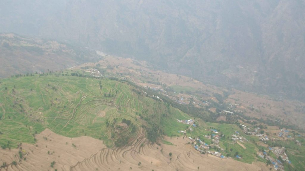 Ganesh himal rubi valley helicopter tour 5
