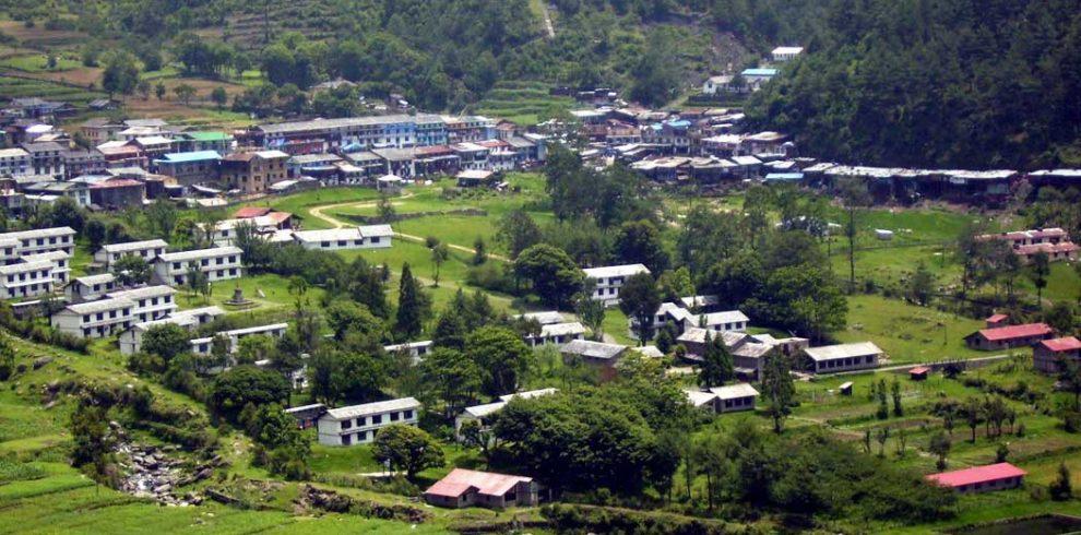 Jiri to everest base camp trek 1