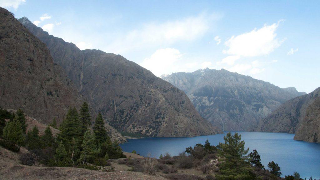 Jumla phoksondo lake 1