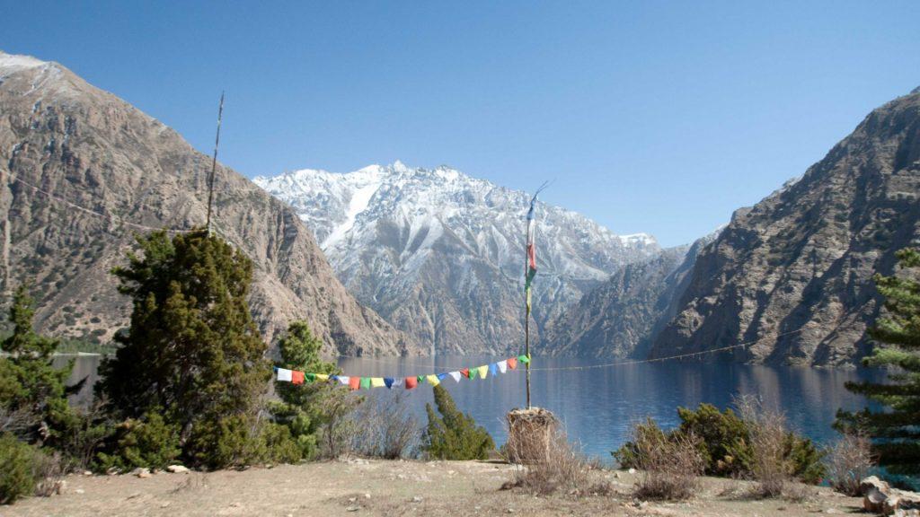 Jumla phoksondo lake 4
