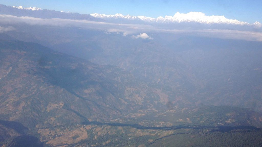 Kanchanjangha base camp helicopter tour 4