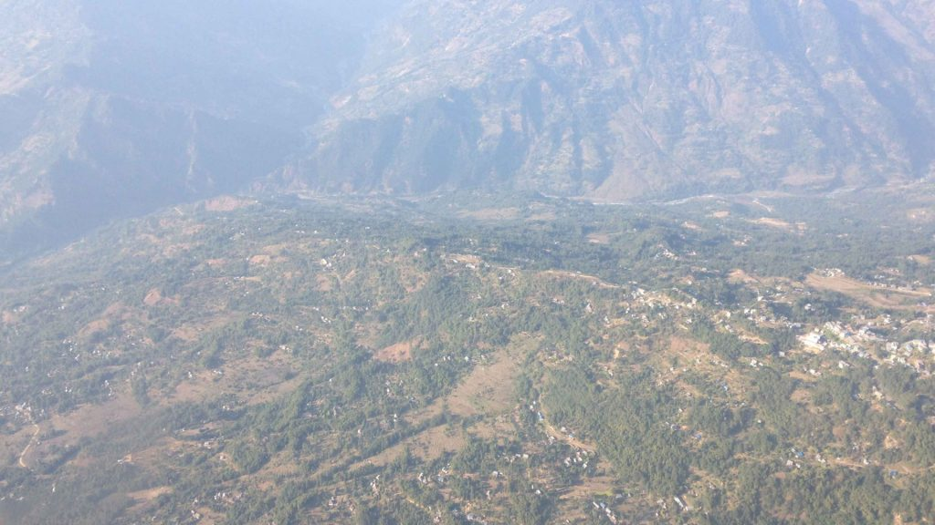 Kanchanjangha base camp helicopter tour 5