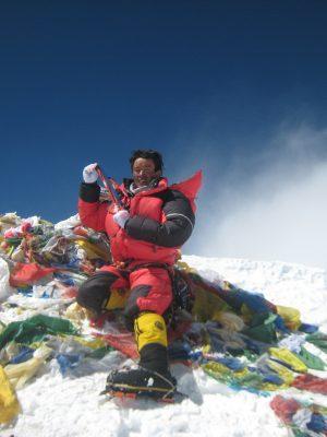 Lakpa sonam sherpa