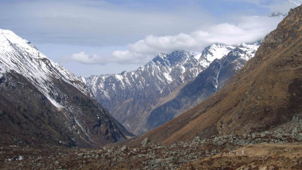 Langtang helicopter tour 2