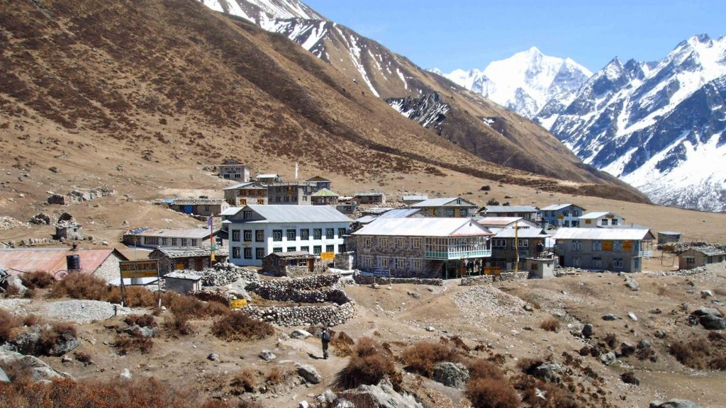 Langtang helicopter tour 6