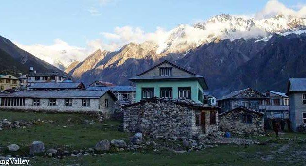 Langtang valley trek 3