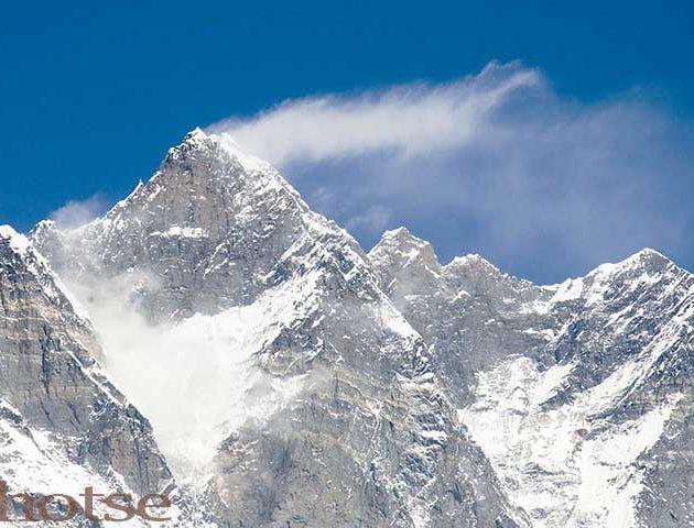 Lhotse expedition 8,516 m 1