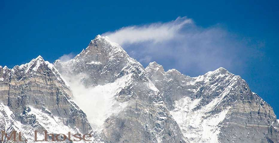 Lhotse expedition 8,516 m 1