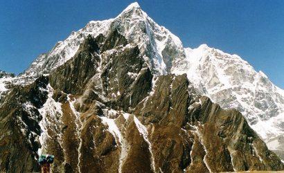 Lobuche east peak climbing 1