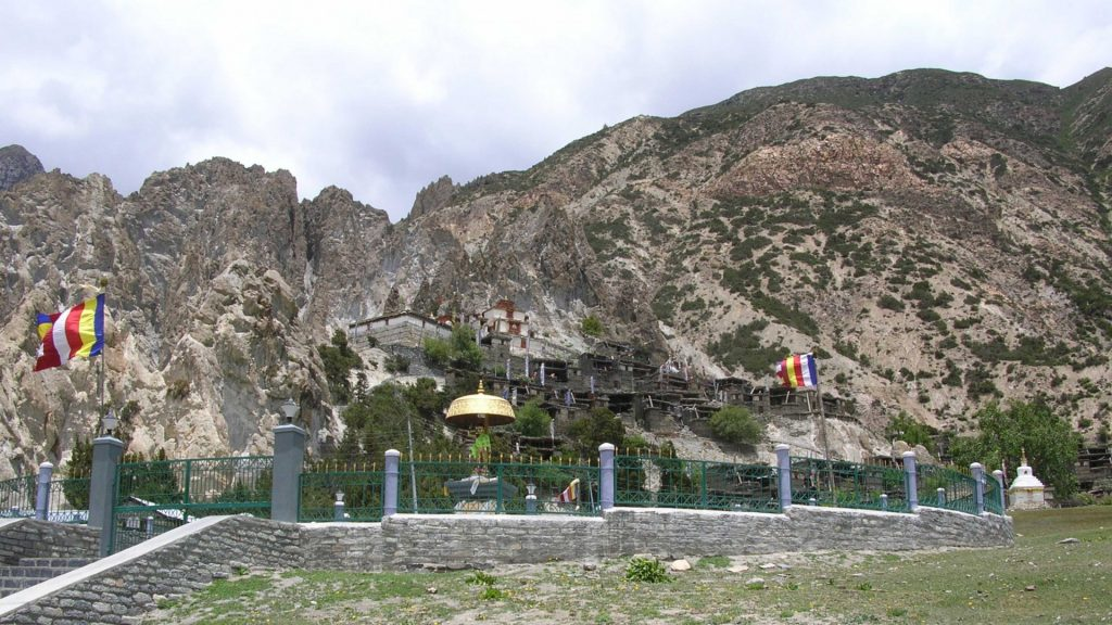 Manang helicopter tour 2