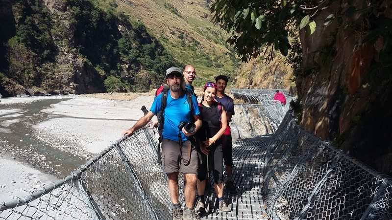 Manaslu round trek 5