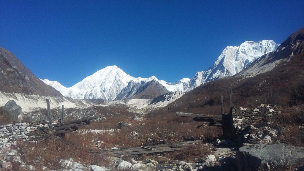 Manaslu trek combined tsum valley trek 1