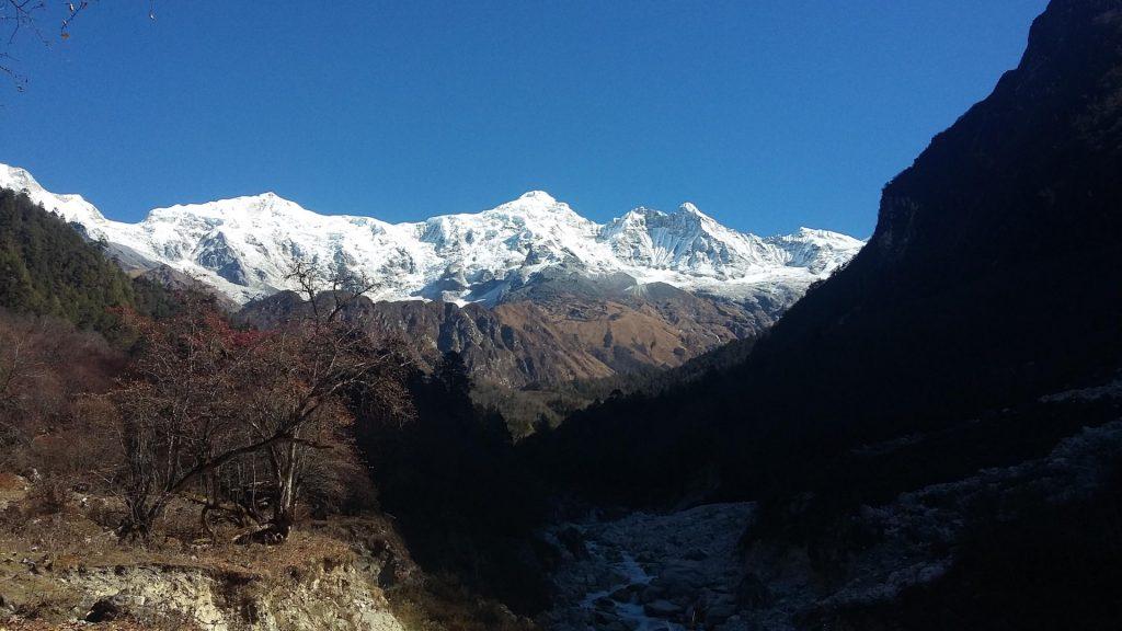 Manaslu trek combined tsum valley trek 2