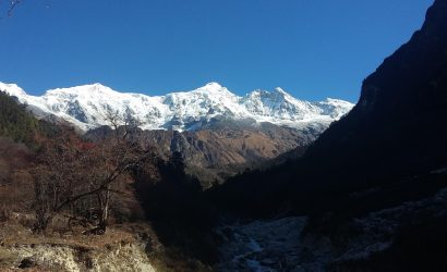 Manaslu trek combined tsum valley trek 2