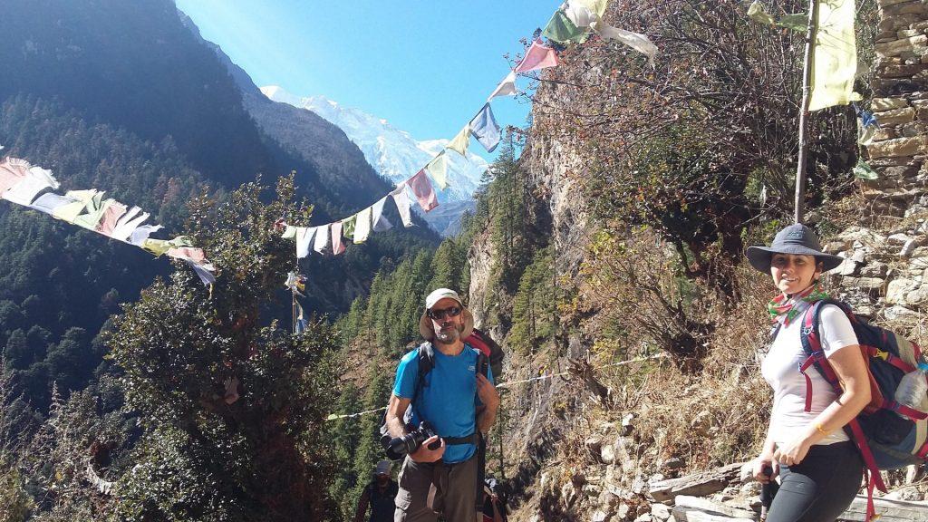 Manaslu trek combined tsum valley trek 3