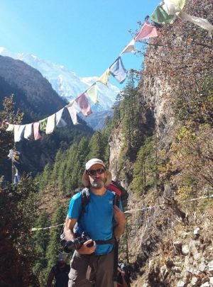 Manaslu trek combined tsum valley trek 3