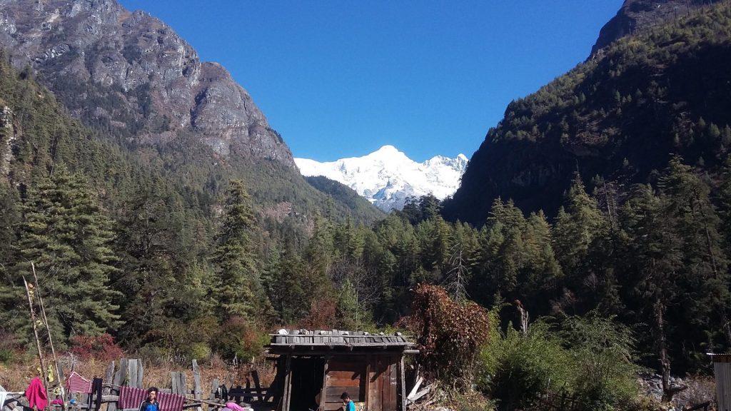 Manaslu trek combined tsum valley trek 5