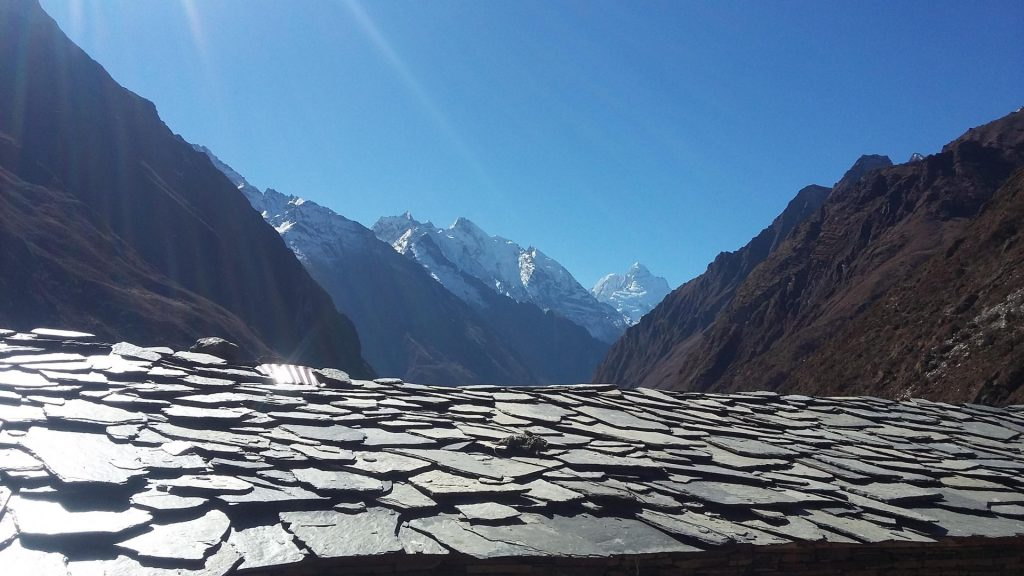 Manaslu trek combined tsum valley trek 6