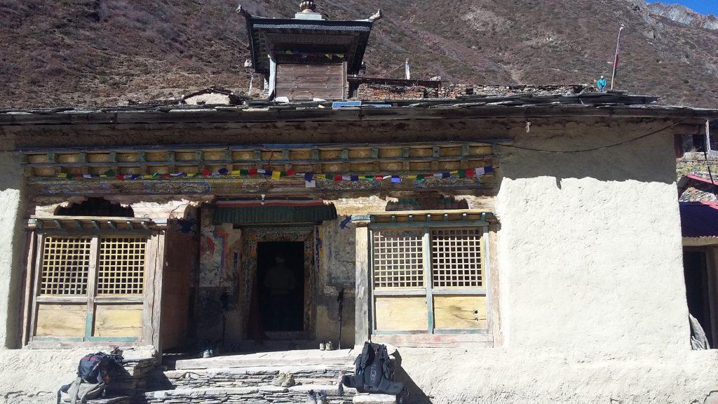 Manaslu trek combined tsum valley trek 7