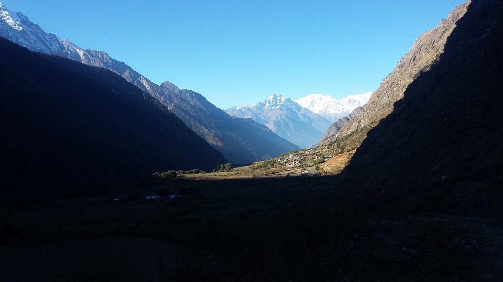 Manaslu trek combined tsum valley trek 8